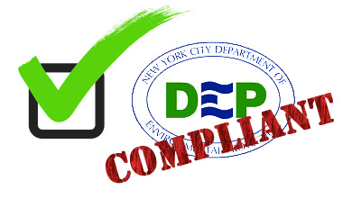 Are You NYC DEP Compliant?